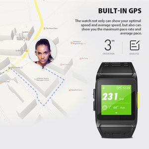 Image 5 - Makibes BR1 Strava Smartwatch ECG GPS SPORTS Smart Watch IP67 Waterproof Color Screen Multisport Men Bluetooth Fitness Bracelet