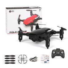 Купить с кэшбэком 2019 Top Selling Mini LF606 Foldable Wifi FPV 2.4GHz 6-Axis RC Quadcopter Drone Helicopter Toy