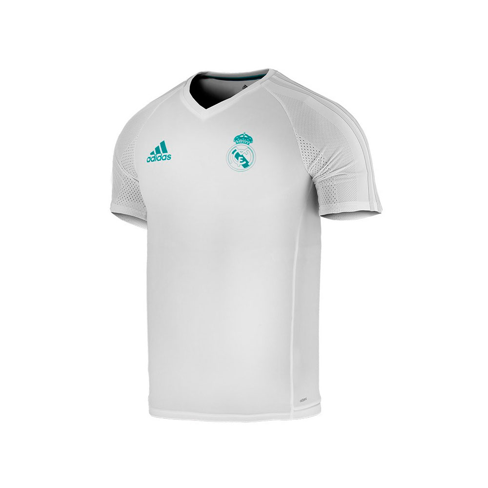 949b0a4f Soccer-International Clubs Real Madrid 2018-19 Men Pre Match Training  Football Soccer Polo Shirt CW8669