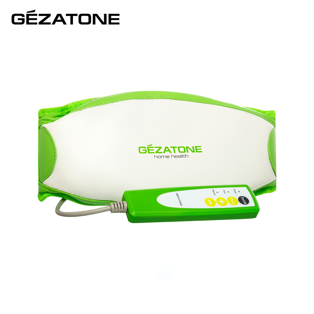 Massage & Relaxation Gezatone 1301166 slimming belt massager cellulite control rf led cavitation ultrasonic body slimming massager anti cellulite belly arms fat burner lipo radio frequency machine ultrasound