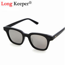 Long Keeper Retro Ladies Sunglasses Brand Design Women Sun Glasses Cat Eye Eyewares Small Size oculos