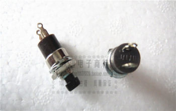 Import Japan MS-019 Jog Button  Miniature Normally Closed Self Reset Power Switch 2  feet