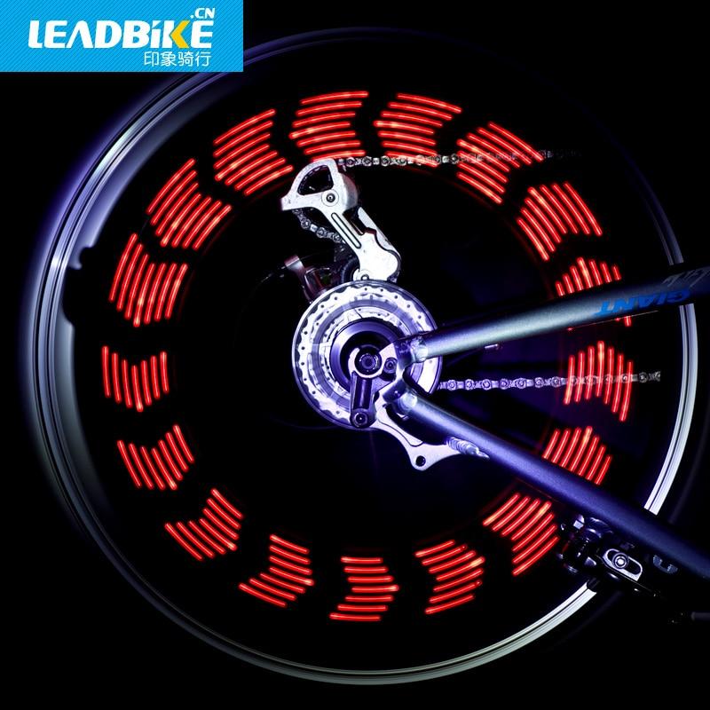 Leadbike Velosiped Aksesuarları Yeni 14 LED Motosiklet Velosiped - Velosiped sürün - Fotoqrafiya 2