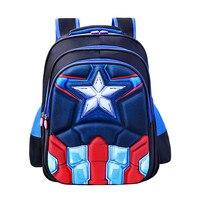 Cartoon Children Bags For Boys Waterproof Nylon Children School Bags School Backpack Kids Book Bag Schoolbag