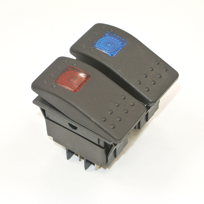 Electronic Toggle Relay