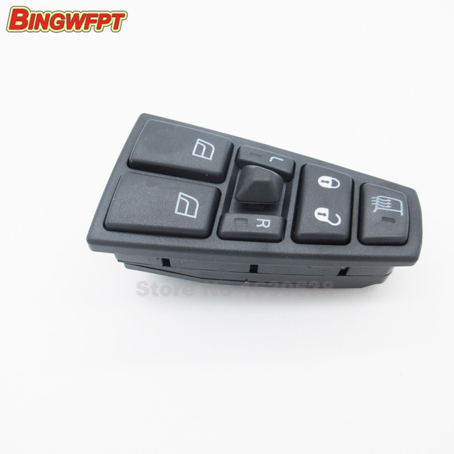 US $27 57 21% OFF|Electric Window Switch 20752918 For VOLVO FH12 FM12 FM9  20455317 20953592 20455317 20452017 21354601 21277587 20568857 21543897-in