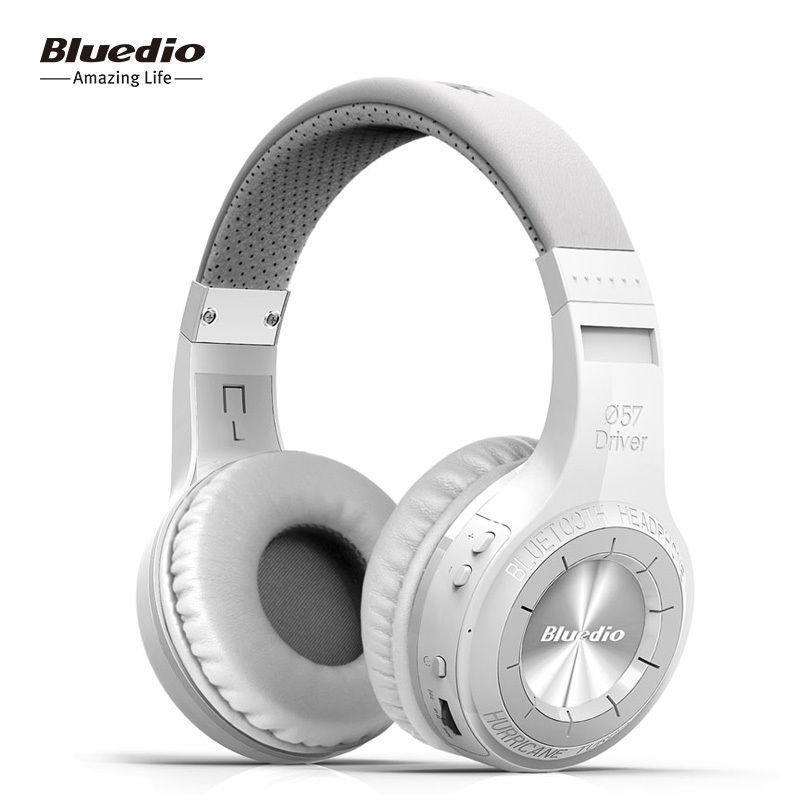 Bluedio headphones HT Wireless Bluetooth earphones BT 4.1 Stereo Bluetooth Headsets built-in Mic for iphone calls MP3 player