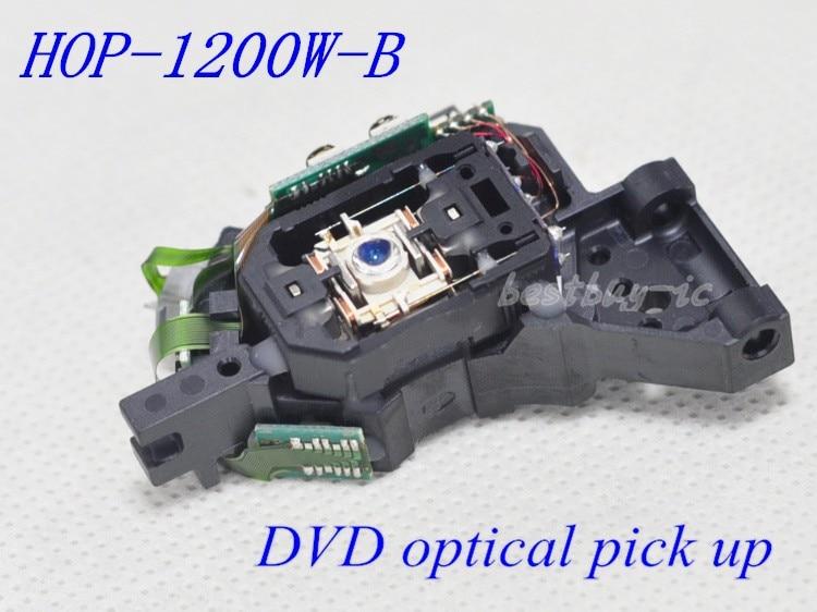 5 tk / partii) HOP-1200W-B DVD või auto objektiivile (1200W-B / HOP-1200W / HOP-1200WB / 1200W-B / HOP-1200) DL30 / DL-30 LASER LENS