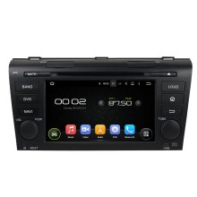 otojeta car dvd player gps navi for Mazda 3 2004-2009 octa core android6.0 2GB RAM 32GB ROM stereo BT/radio/dvr/obd2/tpms/camera