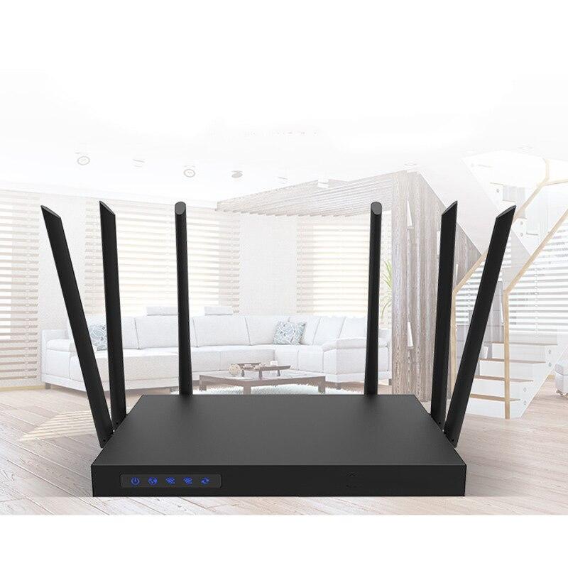 Methodisch 1750 Mpbs Wifi Router Dual Band Breite Abdeckung High Power Mit Antenne Router Xxm8