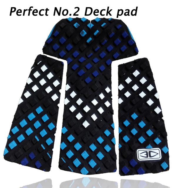Top quality brand EVA surfboard deck pads   surf traction pad  surf foot  pads b9616efc6f40