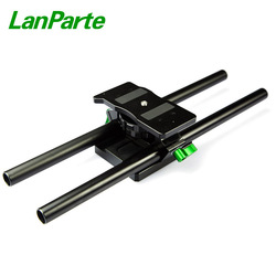 Lanparte 15mm Quick Release Baseplate for DSLR Camera