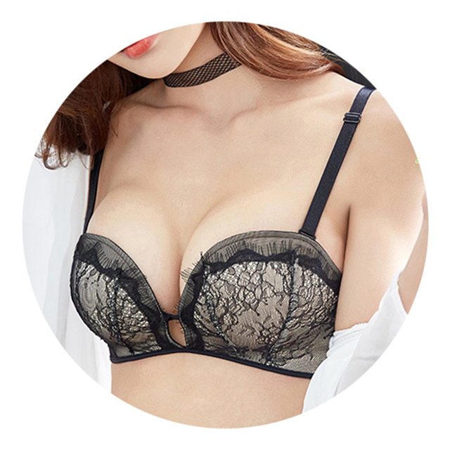 45fd8a064 Women Bra Strapless Push Up Strapless Lingerie Backless Low-Cut Invisible  Bra Top Sexy Underwear For Boat Neck Wedding Dress