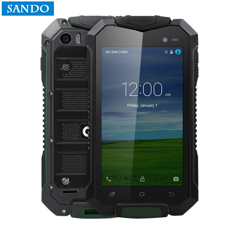 Original Oeina Xp7700 A1 Mtk6580m Quad Core Android 5.0 3g Wifi 4.5&#8221; <font><b>Ip67</b></font> Waterproof Mobile Cell Phones <font><b>Smartphone</b></font>