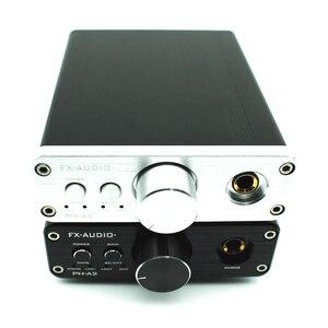 FX-AUDIO PH-A2 MINI HIFI audio amplifiers Desktop Portable Headphone Amplifier OPA2604AP TPA6120 AMP amplificador audio