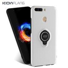 Для huawei Honor 8 Pro Чехол полная защита 360 магнитное кольцо жесткий Корпус для Honor8 Pro V9 Чехлы для телефона