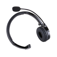 2017 new bluetooth headphones mono headset for android/ios phone handsfree sports driver business earphones for xiaomi iphone