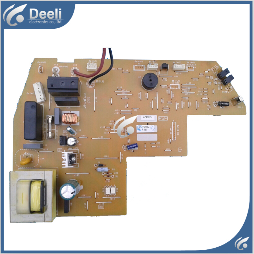 95% new Original for Panasonic air conditioning Computer board A746275 circuit board on sale wire universal board computer board six lines 0040400256 0040400257 used disassemble