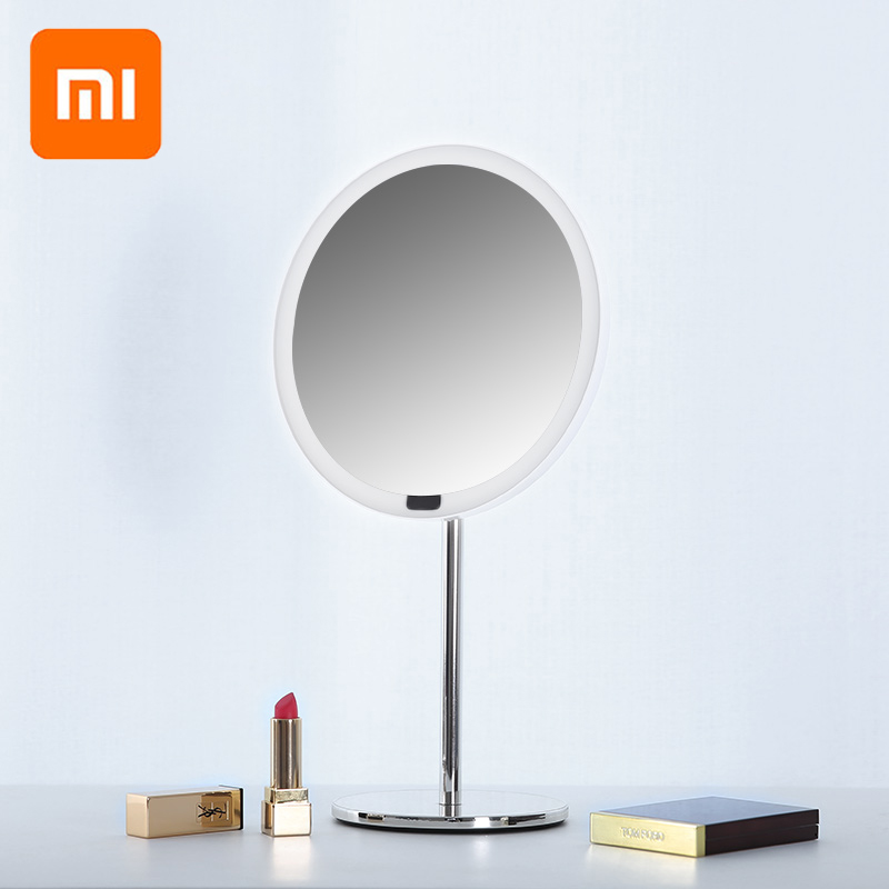 Xiaomi Mijia Yeelight Portable LED Makeup Mirror with Light Dimmable smart Motion Sensor night light for