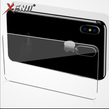 Tempered Glass for iPhone X XS MSX back screen protector iphone 7 8 plus 6 6S front back glass for iphone 5 5s 5c SE protective стоимость