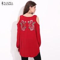 2017 Spring Autumn Women Long Sleeve Blouse Tops Casual Elegant Lace Floral Emboridery Blusas Femininas Exy
