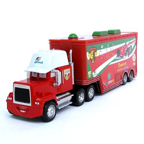 Disney Pixar Cars Cartoon Car Toys No1 Francesco Berno Mack Truck 1