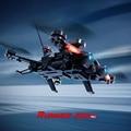 Walkera Runner 250 GPS PRO Racing drone con 800TVL 1080 P HD de la cámara/OSD/GPS/DEVO 7 transmtter Racer RTF quadcopter