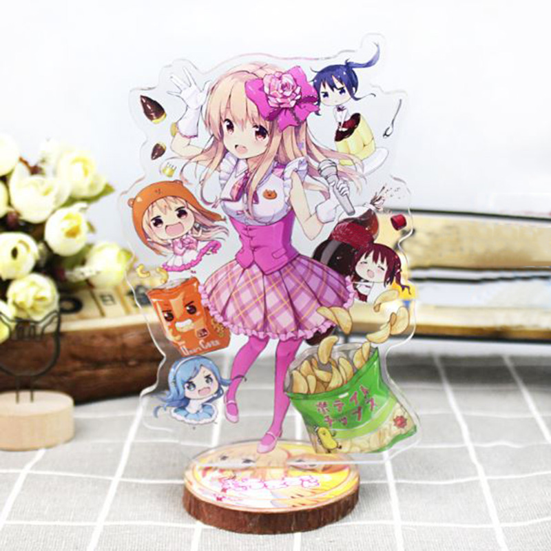 1 Pc New Anime Himouto Umaru-chan Acrylic Stand Figure Model Plate Holder Action Figure Toy1 Pc New Anime Himouto Umaru-chan Acrylic Stand Figure Model Plate Holder Action Figure Toy