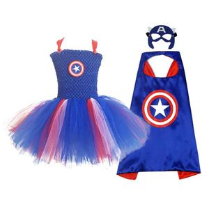 Image 5 - Vestido de tutú hecho a mano para niños, tutú de Ballet esponjoso, conjunto de disfraz de Halloween, Dresses2 10Y de fiesta de cumpleaños