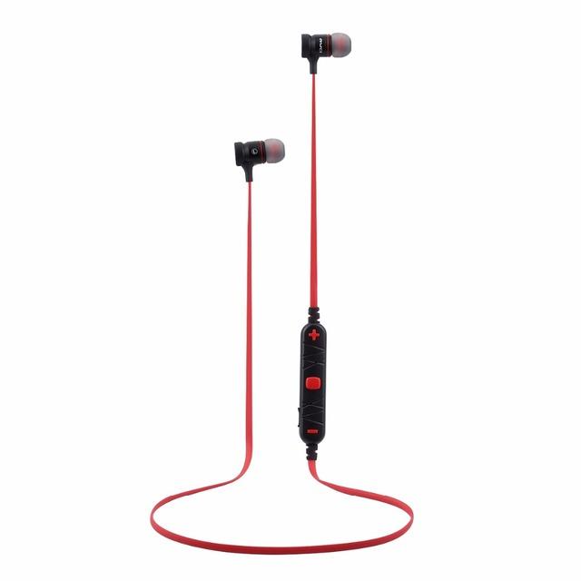 Słuchawki douszne bluetooth z mikrofonem