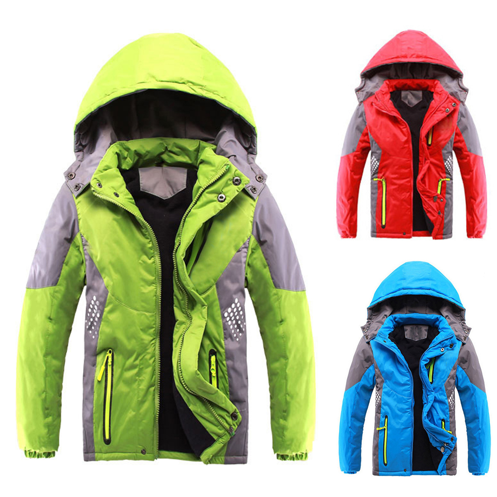 Children's Winter Jackets for Boys Snowsuit Cotton Kids Windbreaker Parka Big Boys Warm Thick Coat Zip Teenager Baby Outwear high quality new winter jacket parka women winter coat women warm outwear thick cotton padded short jackets coat plus size 5l41