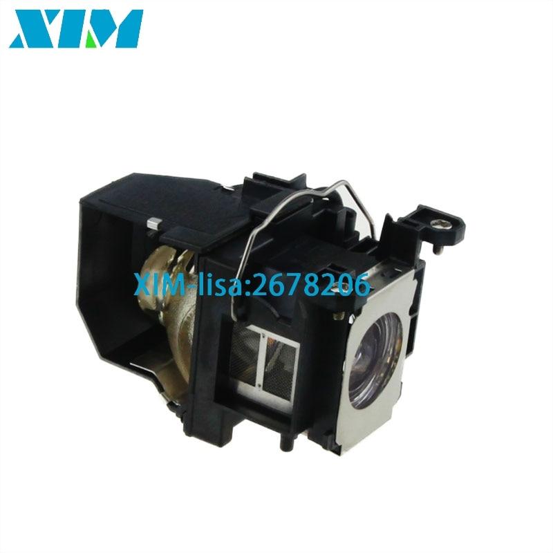 Replacement projector lamp ELPLP48/V13H010L48 for Epson EB 1700/EB 1720/EB 1723/EB 1725/EB 1730W/EB 1735W/EMP 1720/EMP 1725