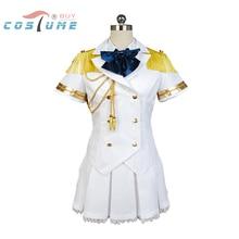 Uta no Prince-sama: Maji Love 2000% Nanami Haruka Jacket Shirt Skirt Uniform Halloween Cosplay Costumes For Women Custom Made