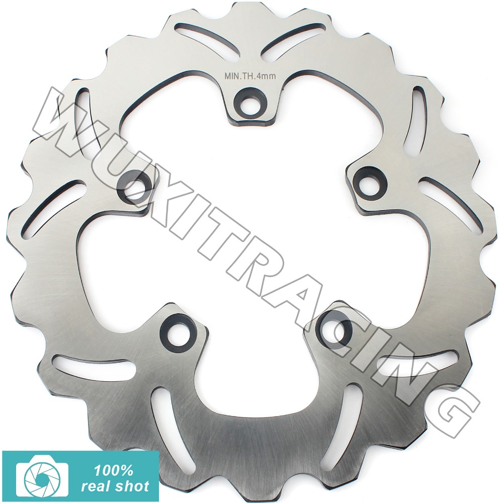 ФОТО Rear Brake Disc Disk Rotor fit for FZ6 FAZER S2 600 04 05 06 07 08 MT03 660 06-11 10 09 FZ1 FAZER / ABS 1000 06-12 FZ1 1000 14