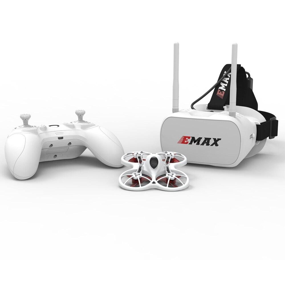Official Emax Tinyhawk FPV Rc Plane F4 4in1 3A 15000KV 37CH 25mW 600TVL VTX 1S Indoor