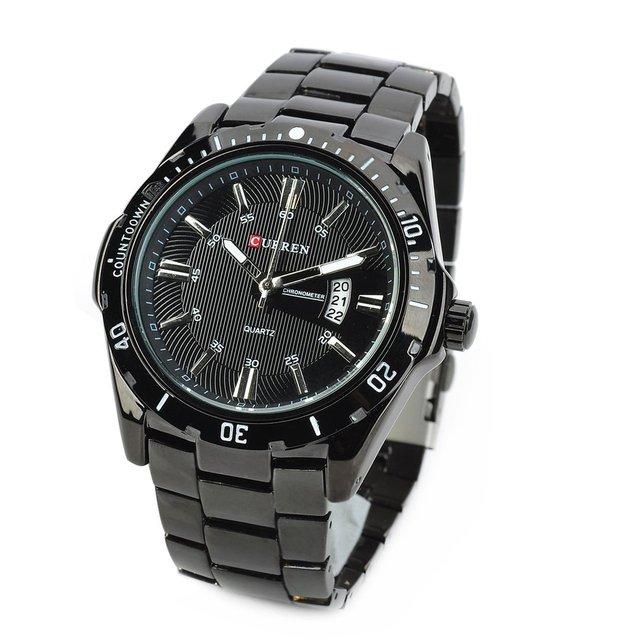 CURREN Bracelet Watches Men Top Brand Fashion Watch Quartz Watch Male Relogio Ma