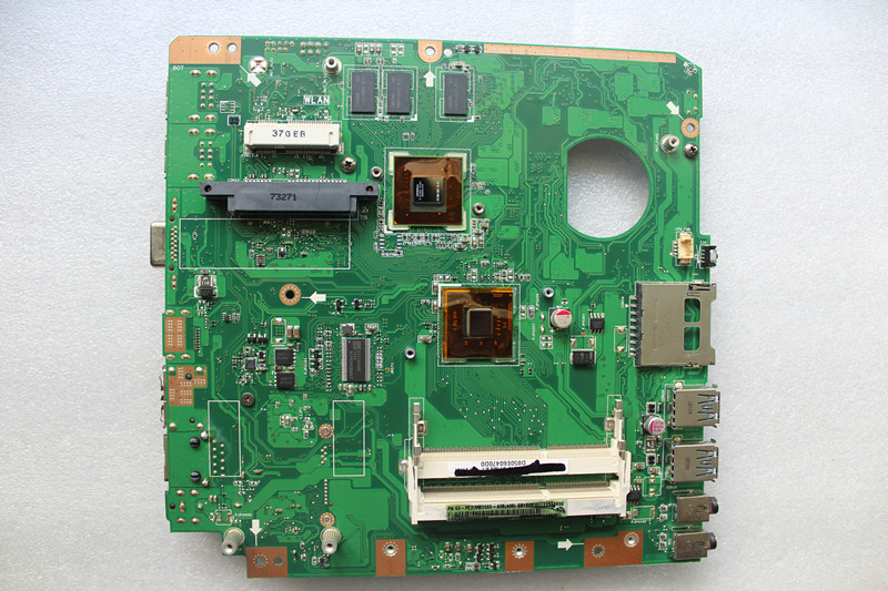 Original new laptop motherboard for asus EB1503 REV:2.01G USB3.0 N13M-GE1-S-A1 with CPU mainboard original new laptop motherboard for asus k52jc rev 2 1 ddr3 n11m ge2 s b1 mainboard