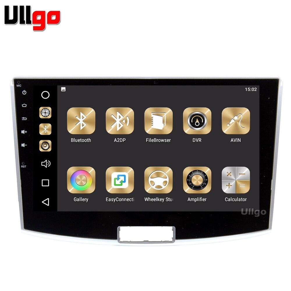 10.1 pouce 4g + 32g Android 8.0 Voiture DVD GPS pour VW Passat B6 B7 CC Autoradio GPS unité de Tête de voiture avec Radio RDS BT Miroir-lien Wifi