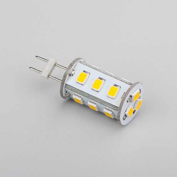 Led G4 Bulb Super Bright 2835SMD 15led as light source Up to 220LM Volt DC10-30V/AC8-20V  Dimmable Bulb RV Marine Home 1pcs/lot