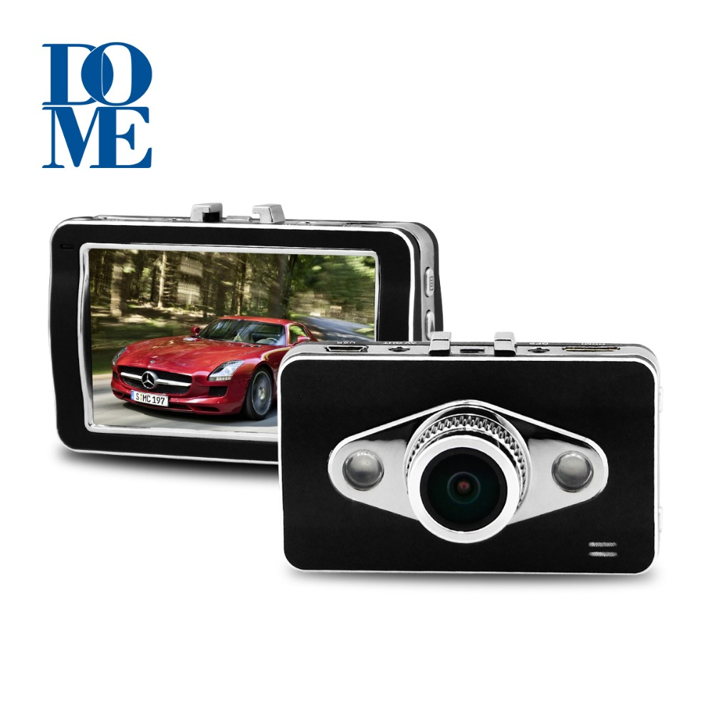 New Car DVR Novatek 96650 Car Video Recorder FHD 1080P 30FPS 2 7inch LCD with G