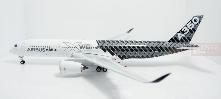 Eagle 100001 Airbus F-WWCF original 1:200* A350-900 commercial jetliners plane model hobby