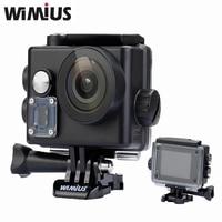Wimius Q6 4K WIFI Action Camera Mini Sport Helmet Cam Full HD 1080P 60FPS 16 MP