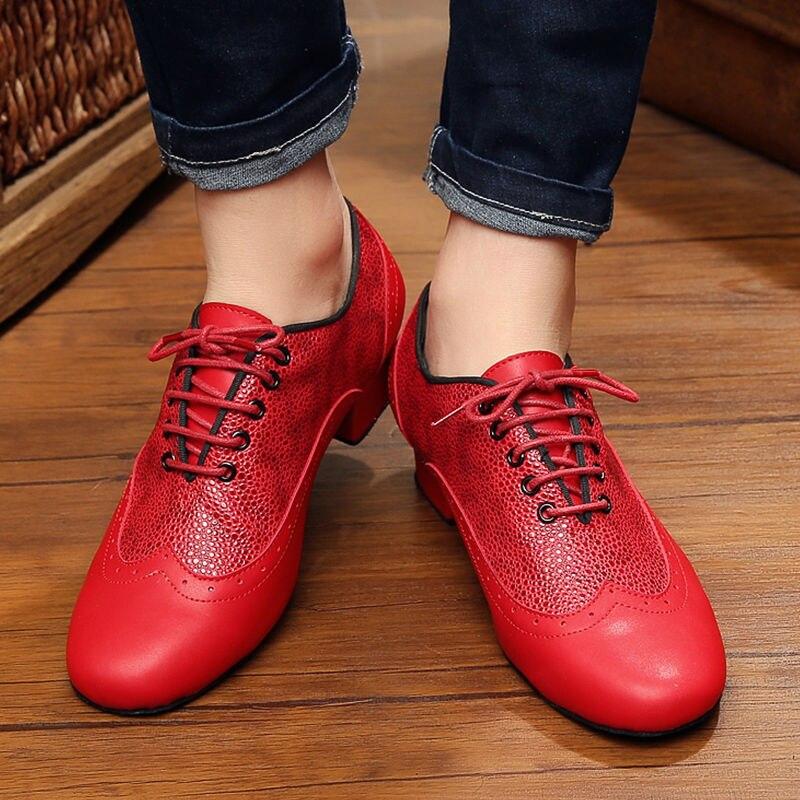 Standard tánccipők Brand Men Modern Valódi bőr Latin cipő Felnőtt kopásálló csúszásmentes kígyóbőr tánc cipők 9019