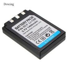 3.7V 1.4Ah Li-12B Li-10B LI 12B Battery for OLYMPUS u300 u400 u410 C760 C765 C70 C7000 C770 u500 u600 u800 u810 u1000 bateria