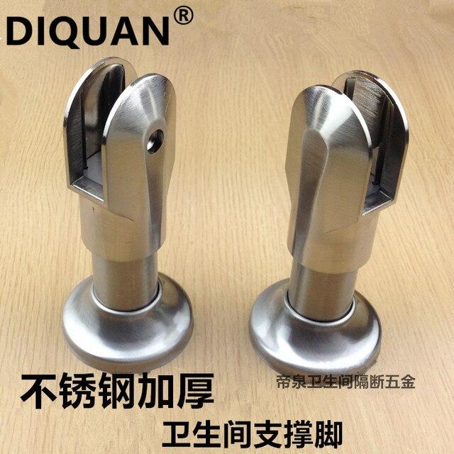 public bathroom partition hardware. public toilet bathroom partition hardware fittings stainless steel adjustable foot seat support o