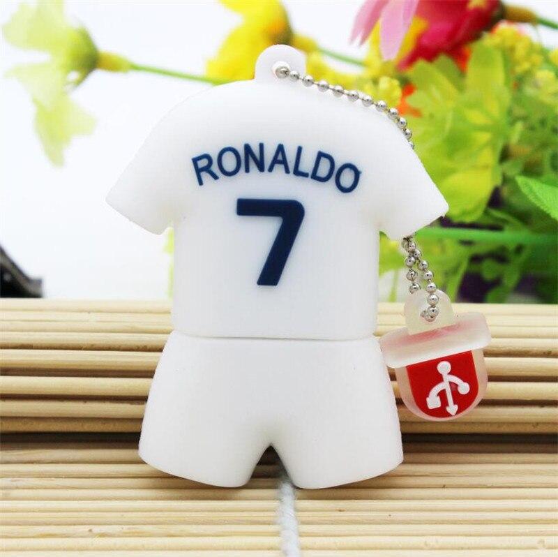 Ronaldo Football Memory Stick Usb 2 0 Flash Drive Cool