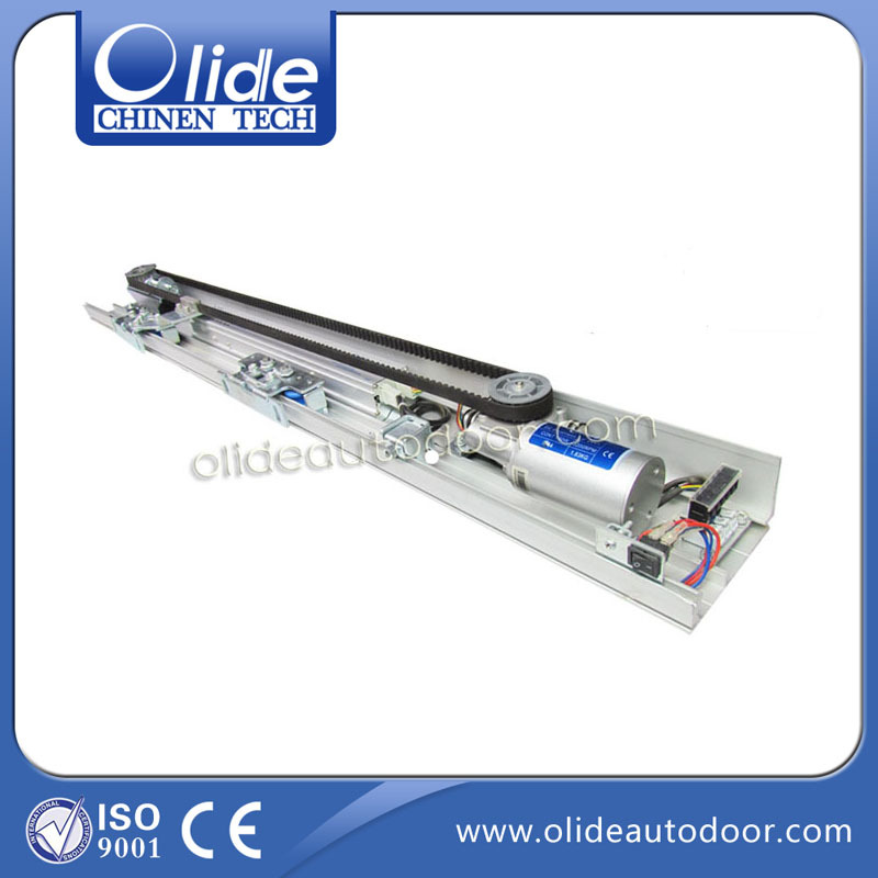 Automatic Sliding Sensor Glass Door/Auto Sensor Sliding Door Opener( transmission rail and cover is included) vitesse vs 8301