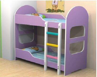Cnild Bunk Plastic Beds China Cheap Hot Sale Child Bed Solid Wood