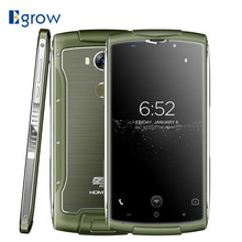 Ограниченное предложение Оригинальный HOMTOM зоджи Z7 2 ГБ + 16 ГБ MTK6737 1,3 ГГц 4 ядра 5,0 дюймов Экран 3000 мАч Android 6,0 IP68 Водонепроницаемый 4 г LTE смартфон
