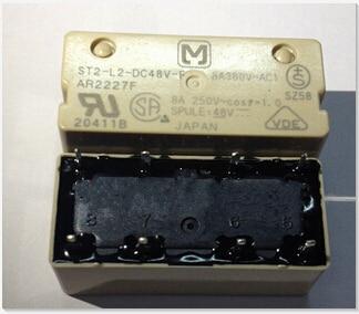 HOT NEW ST2-L2-DC48V-F ST2-L2-DC48V ST2-DC48V ST2 L2-DC48V-F ST2-L2-DC48V ST2-L2 DC48V 48VDC 48V DIP8 фото